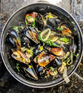 French Mussels Recipe