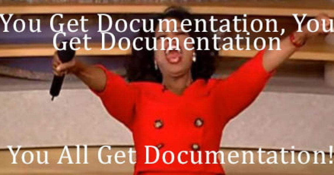 Oprah-You-Get-Documentation